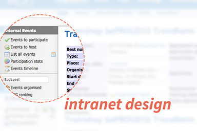Intranet information architecture teaser